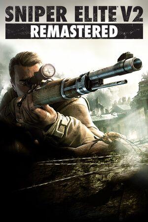 Sniper Elite V2 Remastered cover