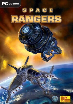 Space Rangers cover