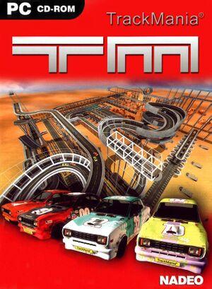 TrackMania (2003) cover