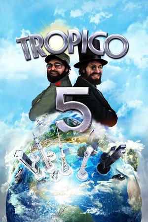 Tropico 5 cover
