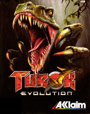 Turok: Evolution cover