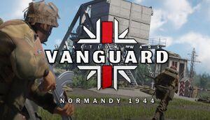 Vanguard: Normandy 1944 cover