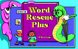 Word Rescue Plus cover