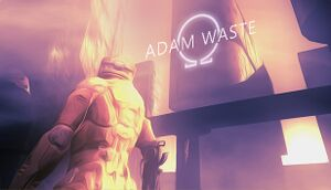 Adam Waste cover