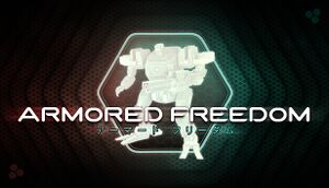 Armored Freedom cover