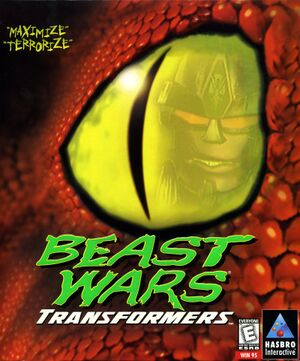 Beast Wars: Transformers cover