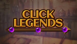Click Legends cover