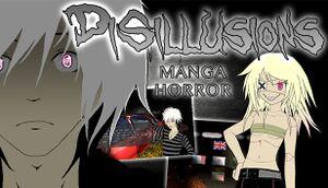 Disillusions Manga Horror cover