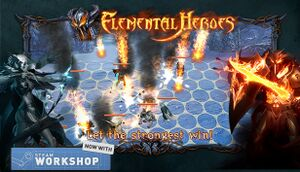 Elemental Heroes cover