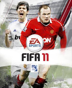 FIFA 11 cover