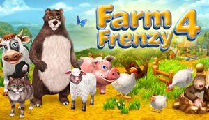 Farm Frenzy 4 cover