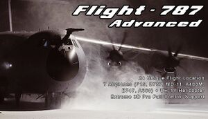 Flight 787 - Advanced cover