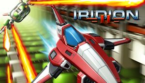 Iridion II cover