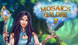 Mosaics Galore 2 cover