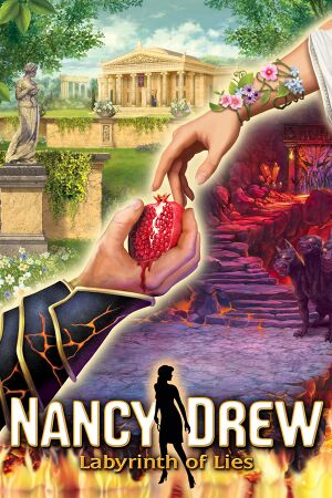Nancy Drew: Labyrinth of Lies cover