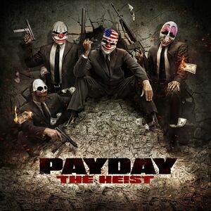 Payday: The Heist cover