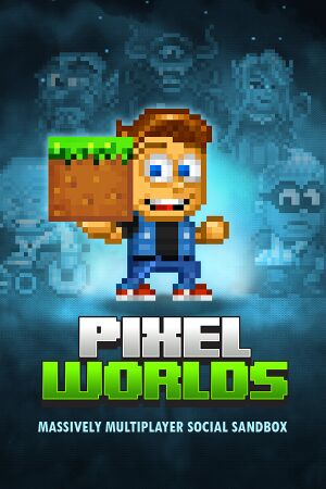Pixel Worlds cover