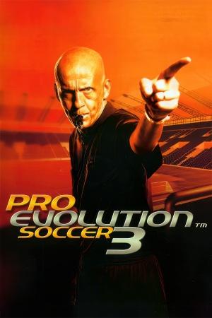 Pro Evolution Soccer 3 cover