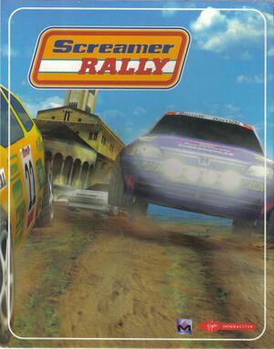 Screamer Rally cover