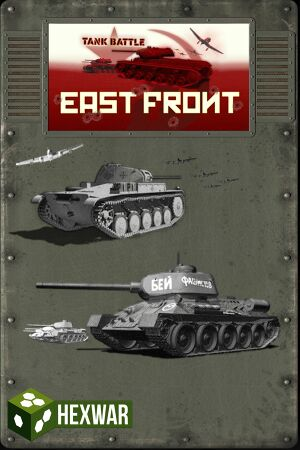 Tank Battle: East Front cover