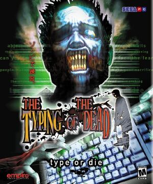 The Typing of the Dead cover