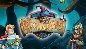 The Weaponographist cover