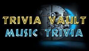 Trivia Vault: Music Trivia cover