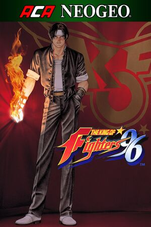 ACA NeoGeo The King of Fighters '96.jpeg