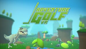 Adventure Golf VR cover