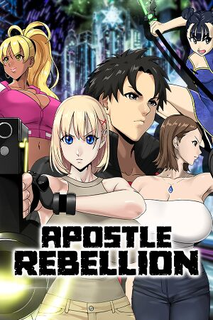 Apostle: Rebellion cover