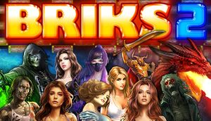 Briks 2 cover