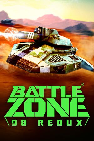 Battlezone 98 Redux cover