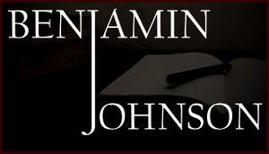 Benjamin Johnson cover