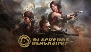 BlackShot: Mercenary Warfare FPS cover