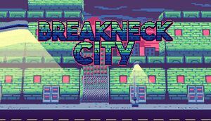 Breakneck City cover
