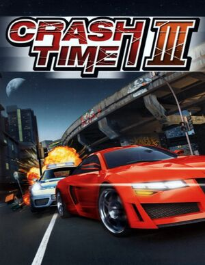 Crash Time 3 cover