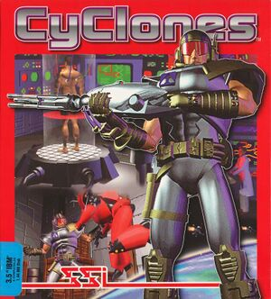 CyClones cover