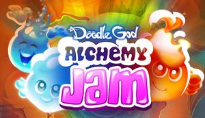 Doodle God: Alchemy Jam cover