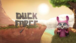 Duck Force cover