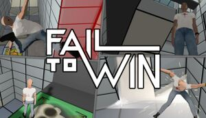 Fail to Win cover
