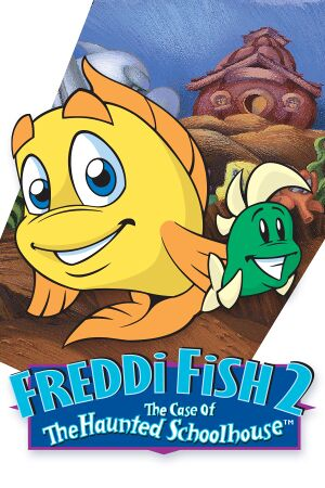 Freddi Fish 2: The Case of the Haunted Schoolhouse cover