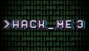Hack me 3 cover
