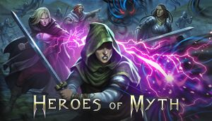 Heroes of Myth cover