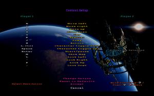In-game keyboard settings.