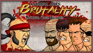 Martial Arts Brutality cover