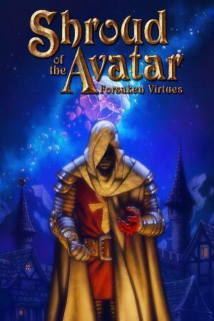 Shroud of the Avatar: Forsaken Virtues cover