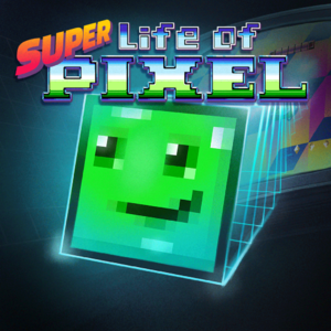Super Life of Pixel cover
