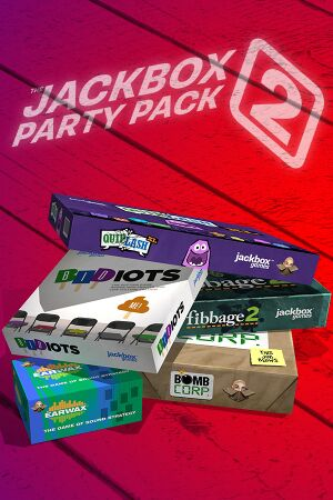 The Jackbox Party Pack 2 cover