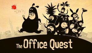 The Office Quest cover