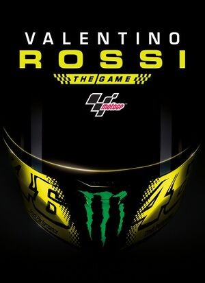 Valentino Rossi: The Game - MotoGP 16 cover